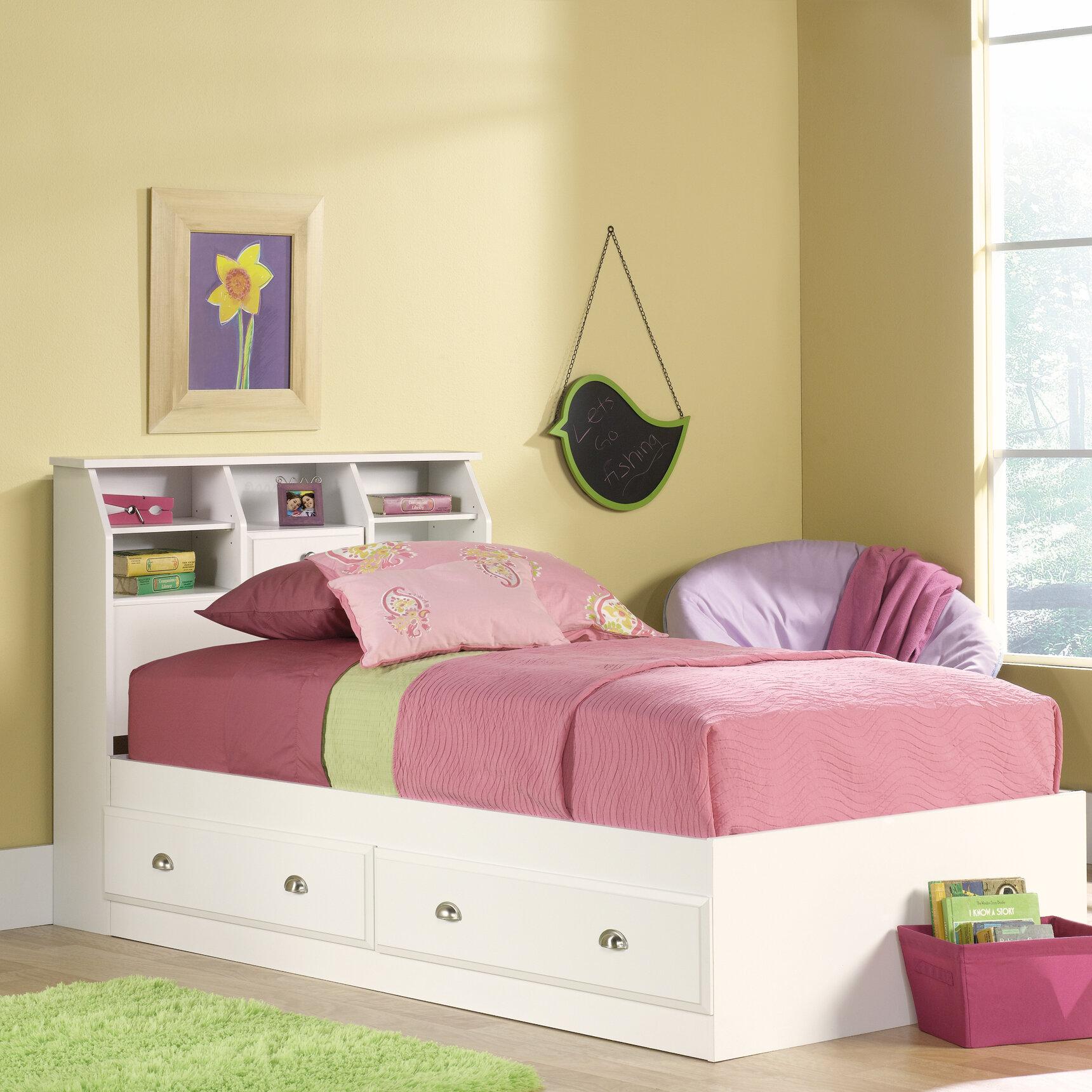 Andover Mills Revere Storage Platform Bed | Wayfair