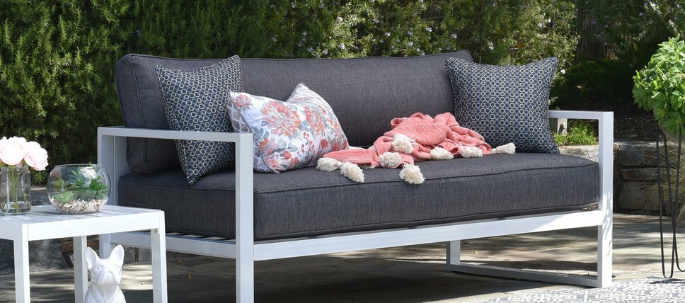 Lounge Outdoor modern outdoor lounge furniture allmodern