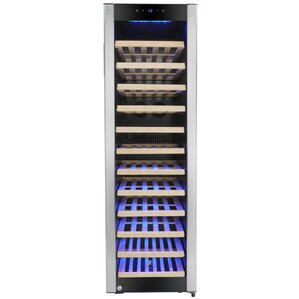 58 Bottles Single Zone Convertible Wine Cooler by AKDY