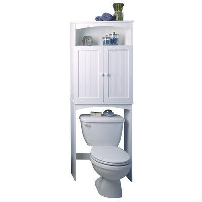 Over The Toilet Storage Cabinets Bathroom Etagere Wayfair Ca
