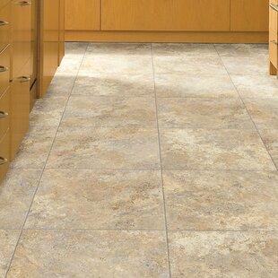 Vinyl flooring youll love wayfair sociable 16 x 16 x 3mm luxury vinyl tile in mansion by shaw floors ppazfo