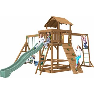 11 To 12 Year Old Swing Sets You Ll Love Wayfair