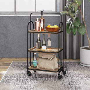 Bengal Bar Cart