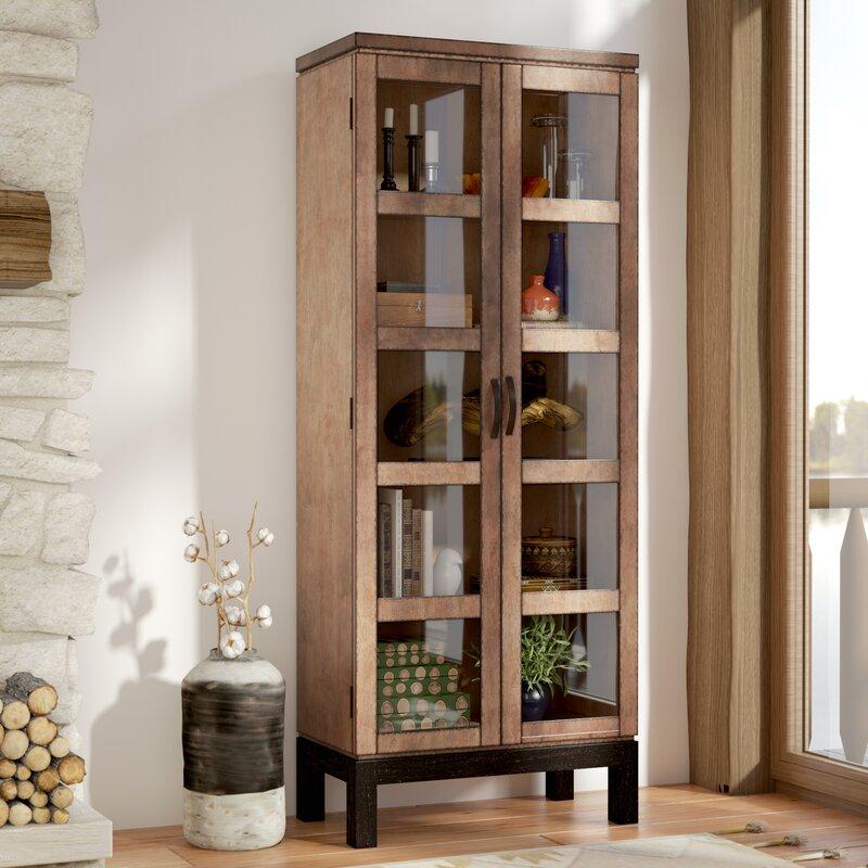 Nice Harwich Curio Cabinet