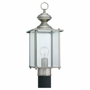 Lamp post lights youll love wayfair hobscheid outdoor post lantern aloadofball Images