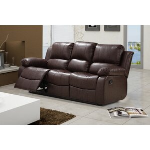 Reno Reclining Sofa by Living In Style