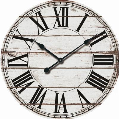 Wall Clocks You Ll Love In 2019 Wayfair