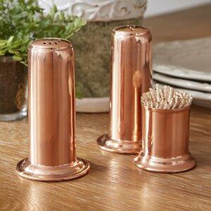 Mosby 3-Piece Salt & Pepper Shaker Set
