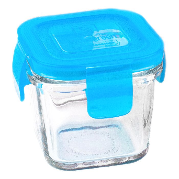 Beau Wean Cube Single 4 Oz. Food Storage Container
