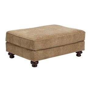 Cross Ottoman by Klaussner Furniture