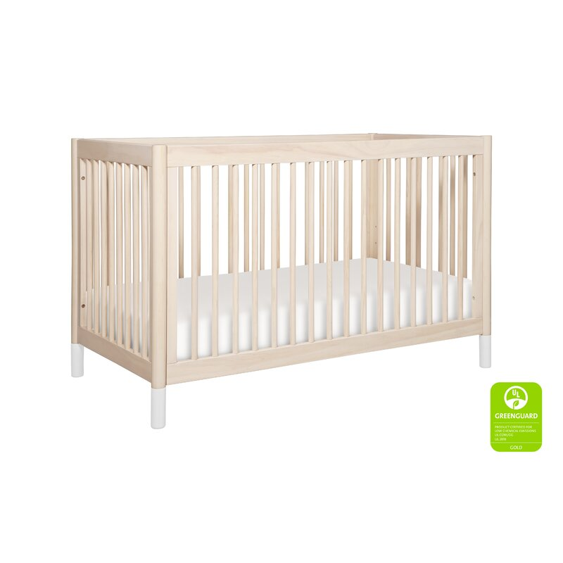 Gelato 4 In 1 Convertible Crib Reviews Allmodern