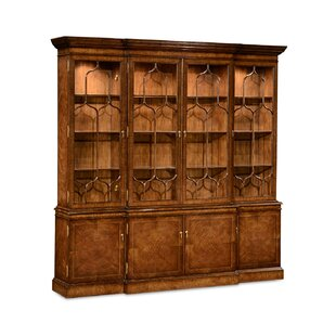 Windsor Gothic Lighted China Cabinet