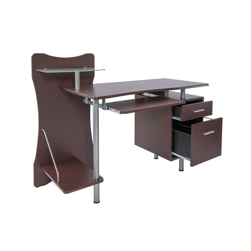 Superbe Wood Computer Desk