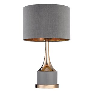 Modern contemporary table lamps allmodern koopman small cone neck 185 table lamp aloadofball Images
