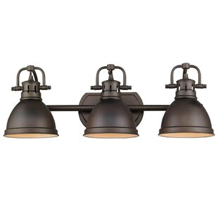 Oil Rubbed Bronze Bathroom Vanity Lighting You\'ll Love   Wayfair