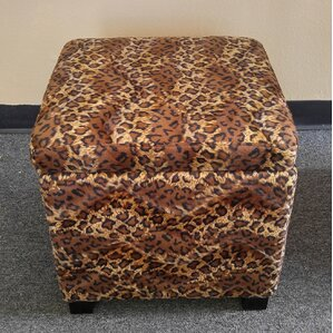 Leopard Storage Ottoman by NOYA USA