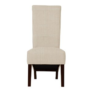 Keyesport Cotton Parsons Chair (Set of 2)..