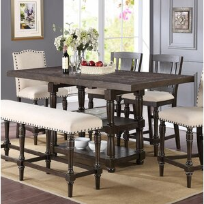Holland Counter-Height Extendable Dining Table
