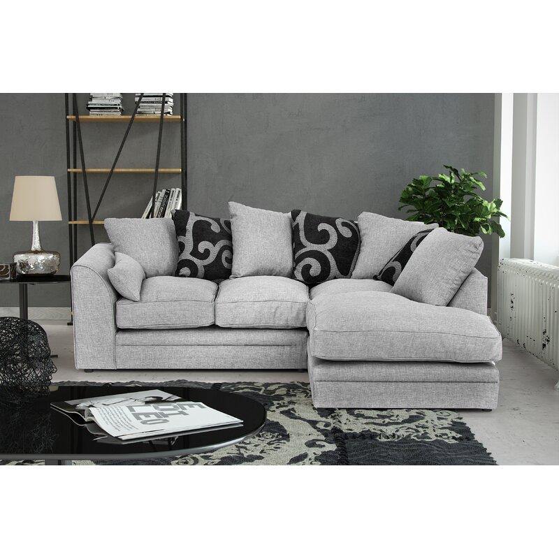 17 Stories Small Corner Sofa   Wayfair.co.uk