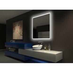 Tempest Backlit Bathroom Mirror