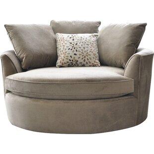 big circle chair wayfair