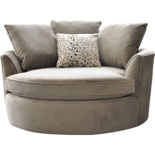 Ordinaire Marta Cuddler Barrel Chair