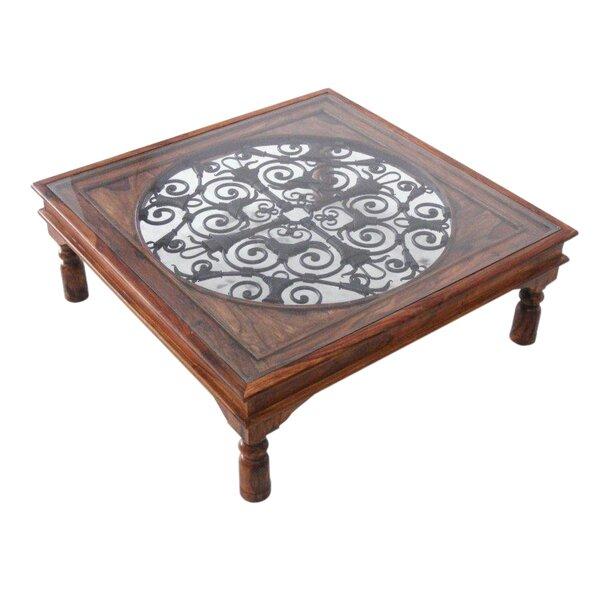 Ethnic Elements Ganga Sheesham Coffee Table U0026 Reviews | Wayfair.co.uk