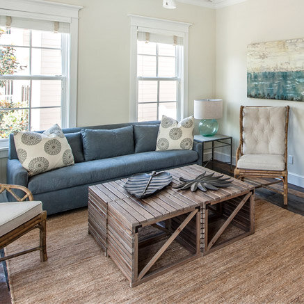 Bon How To Decorate A Blue And White Living Room | Wayfair