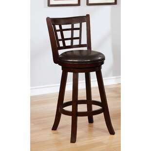Woen Swivel Bar Stool (Set of 2)