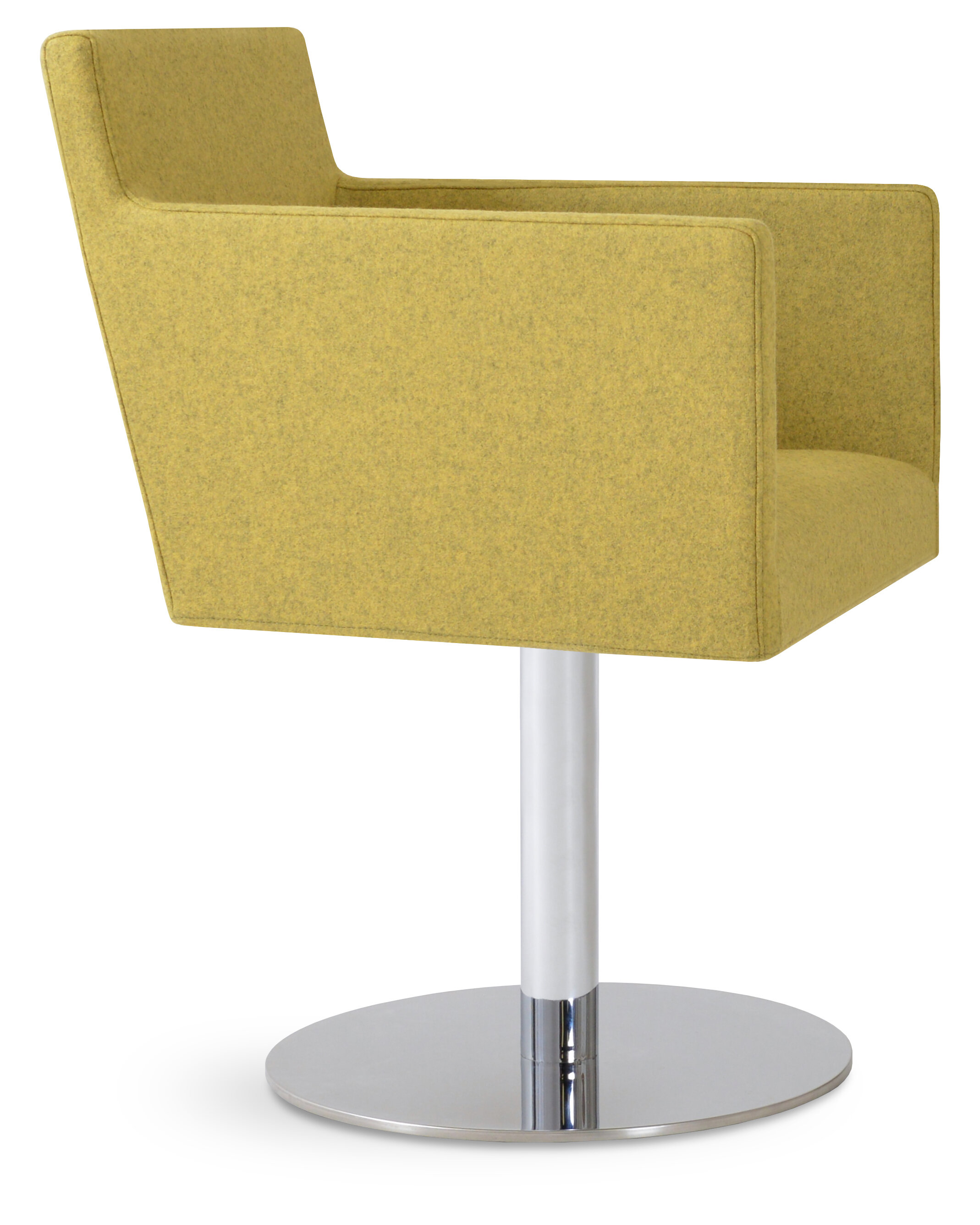 Ordinaire SohoConcept Harput Swivel Round Armchair | Wayfair