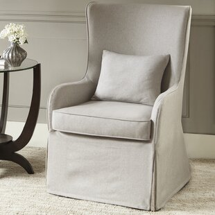 Regis Wingback Chair. By Madison Park Signature