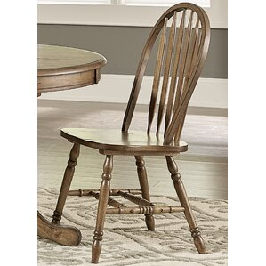 Nancee Side Chair (Set of 2) by Ophelia & Co.