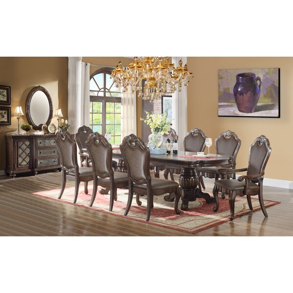 Ultimate Accents 9 Piece Dining Set U0026 Reviews | Wayfair