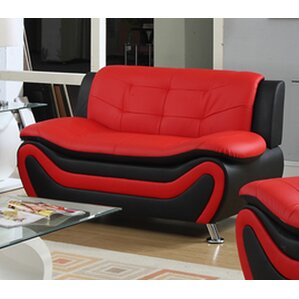Fiorina Loveseat by Living In Style