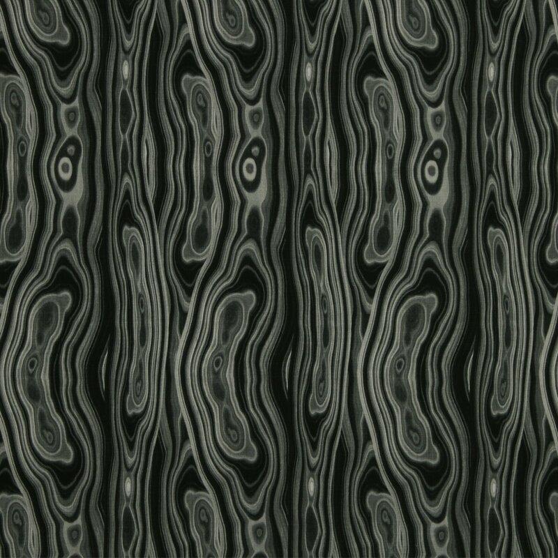 Malakos Fabric - Ink