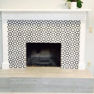 Modern Contemporary Cement Tile AllModern - Faux encaustic tile