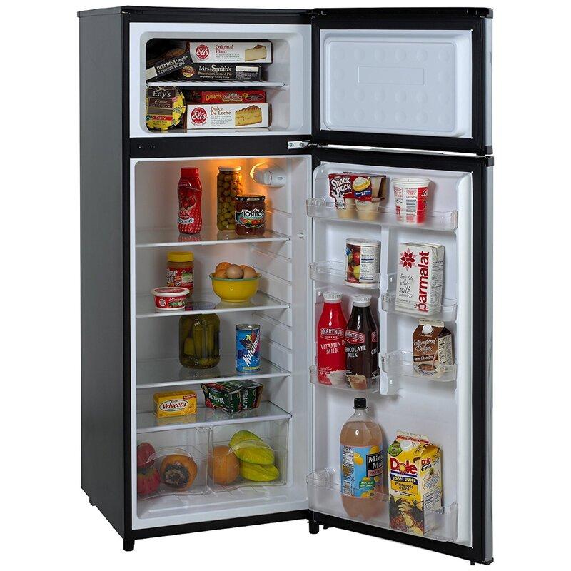 Avanti 7.4 cu. ft. Energy Star Top Freezer Refrigerator