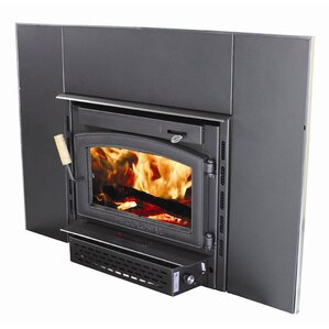 Colonial Wall Mount Wood Burning Fireplace Insert by Vogelzang
