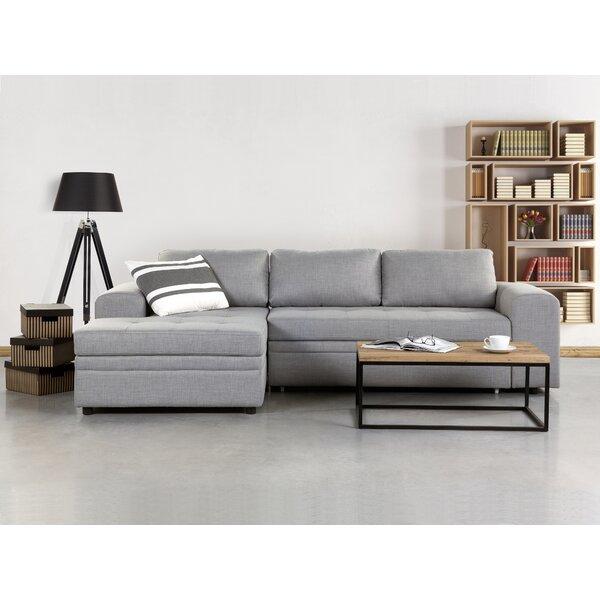 Home Loft Concept Rula Corner Sofa & Reviews | Wayfair.co.uk