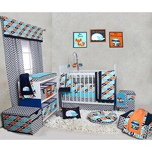 Liam Aztec 10 Piece Crib Bedding Set