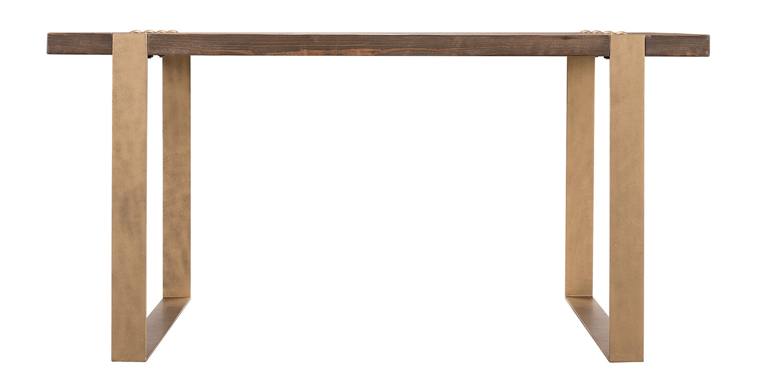 157 & Begley Reclaimed Solid Wood Dining Table