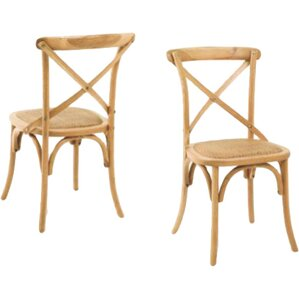 Sandoval Solid Wood Dining Chair (Set ..