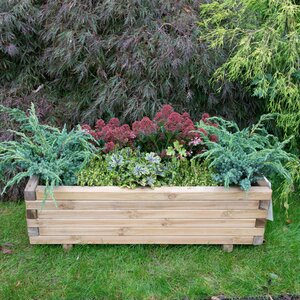 Agen Timber Planter Box