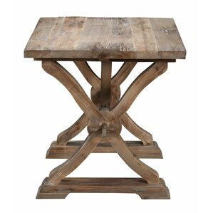 Colette Reclaimed Wood End Table