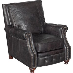 Leather Small & Apartment Size Recliners You\'ll Love | Wayfair