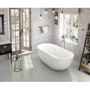 Freestanding Tubs Youll Love Wayfair
