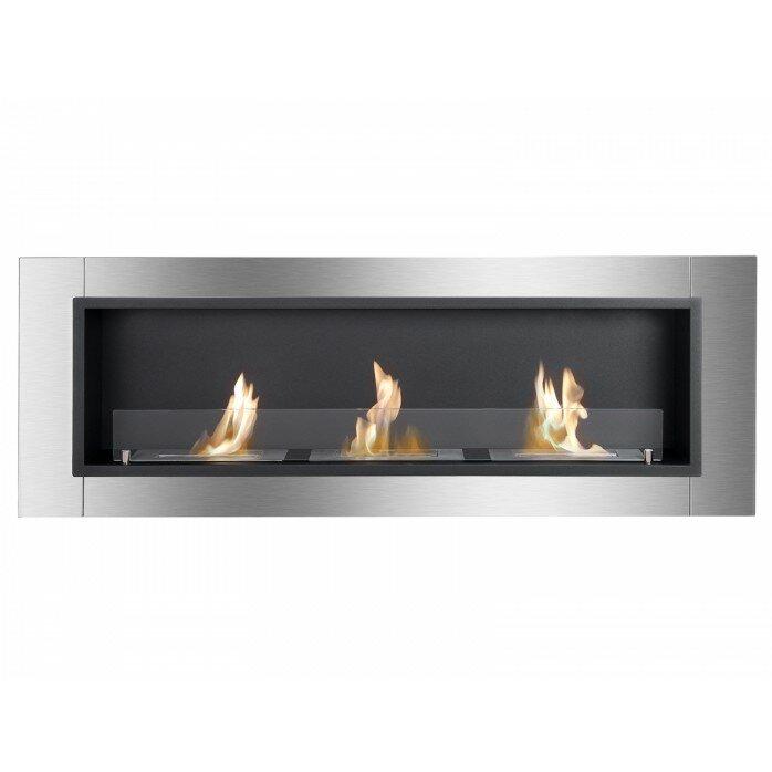 Ignis Ardella Wall Mount Bio Ethanol Fireplace Reviews Wayfair