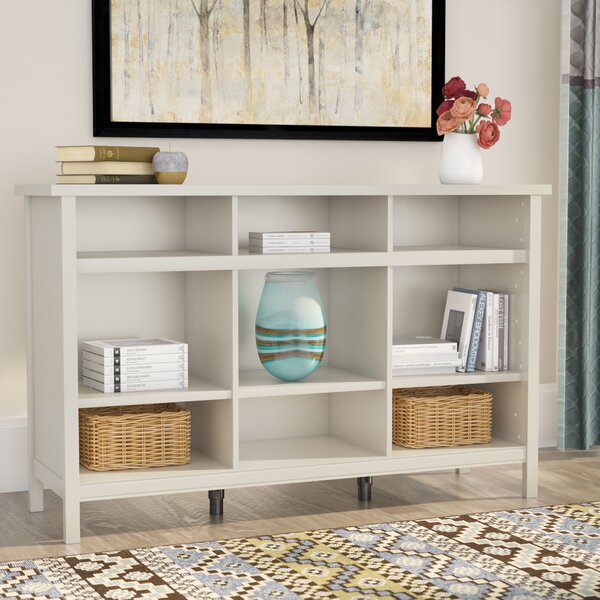Andover Mills Orville  Cube Bookcase  Reviews Wayfair - Cube bookshelves