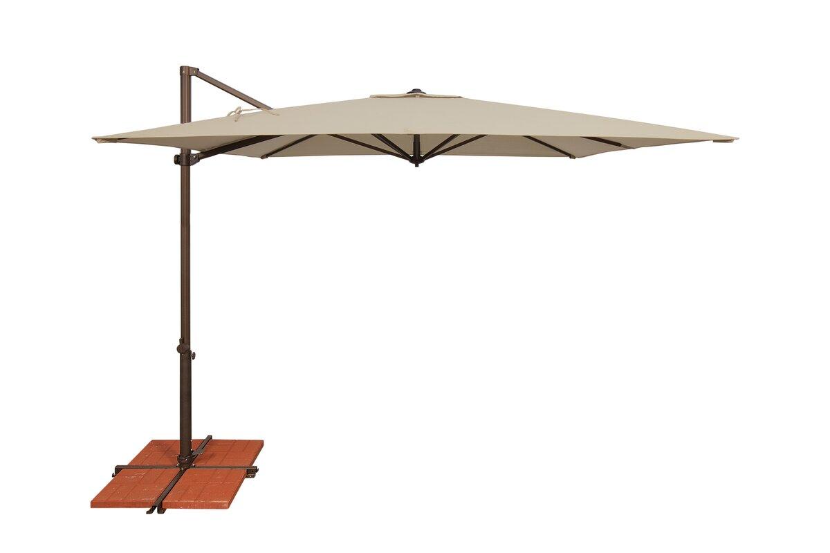 Captivating 8.6u0027 Maribelle Square Cantilever Umbrella