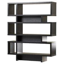 "Wallingford 53"" Accent Shelves Bookcase"